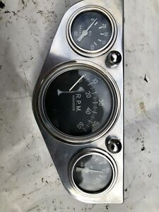 Eelco Gauge Panel With Sw Gauges