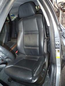 08 09 10 11 12 13 14 Bmw X6 Left Front Driver Leather Heated Bucket Seat