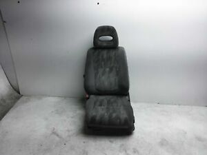 1998 1999 2000 2001 Acura Integra Ls 2dr Front Driver Left Grey Cloth Seat
