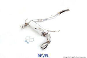 Tanabe Revel Medallion Touring S Catback Exhausts For 03 07 Infiniti G35 Coupe