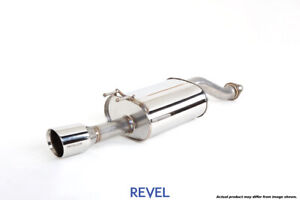 Tanabe Revel Medallion Touring S Axle Back Exhaust For 12 15 Civic Si Sedan