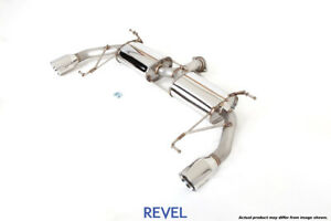 Tanabe Revel Medallion Touring S Axle Back Dual Exhausts For 14 20 Mazda 6