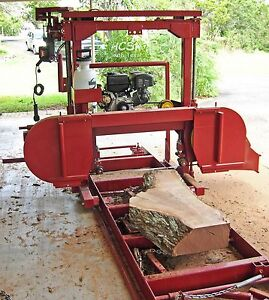 Sawmill Plans To Build A Heavy Duty Band Sawmill To Cut Wood For Lumber