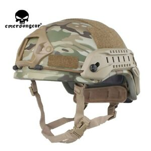 Emerson Tactical Special Action ACH MICH 2001 Helmet Combat Bump Airsoft Helmets $73.95