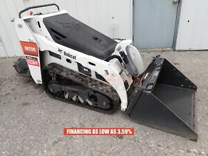 2020 Bobcat Mt55 Mini Track Loader 54 Hrs Sulky Aux Hydraulics 0 Financing