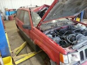 Automatic Transmission 6 Cylinder 4wd Fits 96 97 Grand Cherokee 1707337