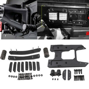 Exterior Oversized Spare Tire Carrier Mounting Bracket Kit Fit Jeep Wrangler Jl