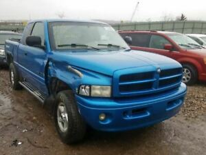 Power Brake Booster With P265 75r16 Tires Fits 00 01 Dodge 1500 Pickup 885381