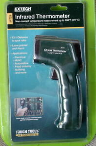 Extech Infrared Thermometer irt25 New In Package