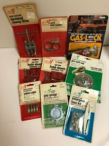 Vintage Nos Sears Car Replacement Accessories Miscellaneous Items