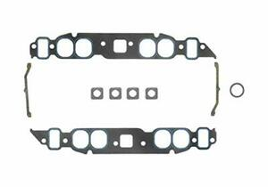 Wow Bbc Chevy Fel Pro 1212 Intake Gasket Oval Port Big Block Chevy 396 427 454