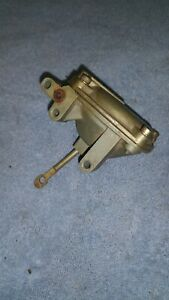 Holley Vacuum Secondary Housing Assembly 4150 4160 1850 3310 6619 6909 6919 Used