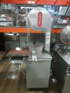 Tor Rey St 295 Commercial Meat Saw 3 Ph 200 230v