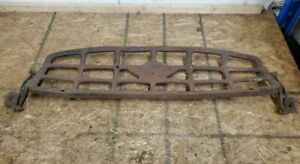 Original Ford Model T A Rear Luggage Trunk Rack Great Condition 45 Wide