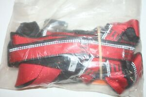 Msa A evo Evotech Vest style Fall Protection Safety Harness W rfid Sx large New