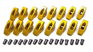 Fast Formerly Crane 1 5 Roller Rocker Arm Small Block Chevy 16 Pc P N 11752 16