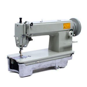 Auto Leather Sewing Machine Heavy Duty Industrial Lockstitch Leather Portable