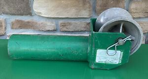 Greenlee 441 3 1 2 3 1 2 Cable Feeding Sheave For Wire Pulling Puller Tugger
