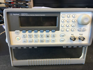 Agilent 33250a 80 Mhz Function Arbitrary Waveform Generator