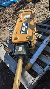 New 2020 Trojan Th50 Hydraulic Hammer For Excavator Cat 305 Bobcat E50