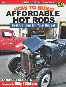 Autographed How To Build Affordable Hot Rods Signed By Author