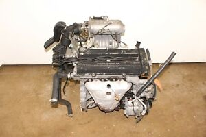 Jdm 1997 1998 Honda B20b Engine 2 0l Crv Integra Low Comp Motor