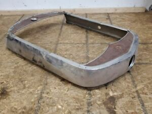 Original Ford Model A Radiator Rad Shell Cowl Man Cave Piece