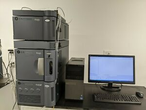 Waters Acquity H class System With Empower 3 Software Tested Working