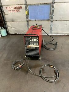 Lincoln Idealarc Sp 250 Welder Mig tig Welder 208 230v Magnum 250sp warranty