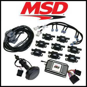 Msd Ignition 601533 Msd Direct Ignition System Dis Kit