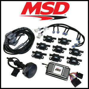 Msd Ignition 601523 Msd Direct Ignition System Dis Kit