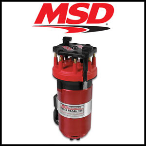 Msd Ignition 81502 Pro Mag Generator Band Clamp