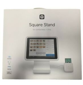 Square Stand For Ipad With Contactless Chip Reader Bundle