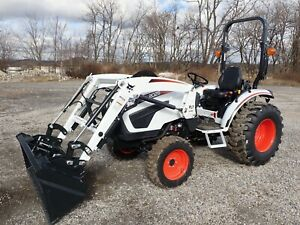 New 2020 Bobcat Ct2025 Compact Tractor W Loader 4x4 540 Pto Manual 24 5 Hp
