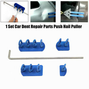 Car Auto Body Sheet Metal Dent Repair Kits Parts Push Hail Puller Kit Tools