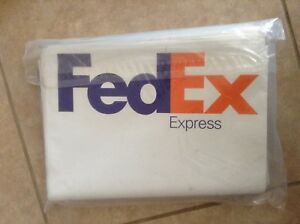100 Poly Bag Fedex Envelopes Large 16x12 Shipping Mailers