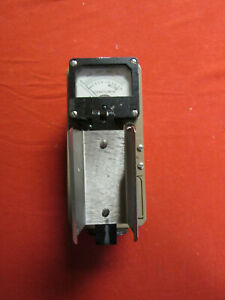 Ludlum Model 12 Count Rate Meter Tested Working In Great Shape