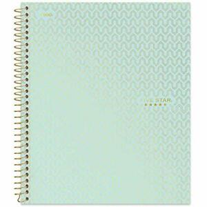 Five Star Spiral Notebook 1 Subject College Ruled Paper 100 Sheets 11 X 8 1