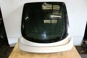 05 06 Acura Rsx Base Oem Trunk Lid Hatch Tailgate W Glass With Spoiler