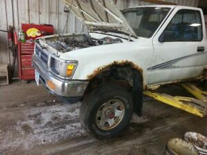 Axle Shaft Rear Axle 4wd Without Abs Fits 89 95 Toyota Pickup 1711520