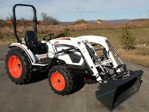 2020 Ct2025 Compact Tractor W Front Loader 4x4 Hydro 540 Pto 24 5 Hp Diesel