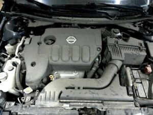 Nissan Engine 2 5l Vin A 4th Digit Qr25de Coupe Fits 10 13 Altima Mil 126k