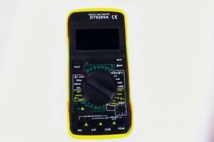 Digital Multimeter Dt9205a Fit For 9201a 2 9205a 2 9208a 2