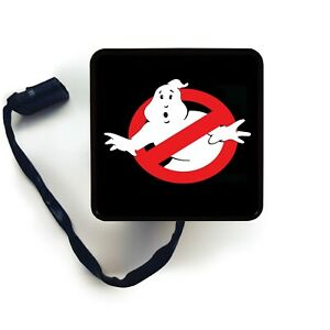 Hitch Cover Art Ghostbusters Trailer Receiver Led Brake Light