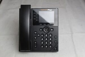 factory Reset Ring Central Polycom Vvx 350 Voip Office Phone no Stand