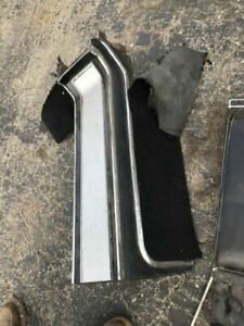 1966 Dodge Charger Rear Console Housing Fits All B Body Consoles