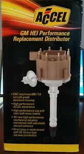 Accel Gm Hei Performance Replacement Distributor No Coil 59107