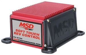Msd Ignition 8728 Rev Controller Limiter Soft Touch Universal Fitment