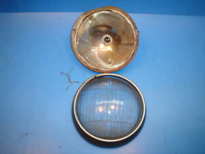 Antique Marked Chevrolet Head Light Assembly