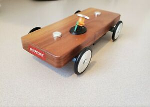 Hunter Engineering Alignment Wooden Wheel Car Tool
